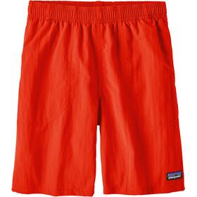 Patagonia Baggies Shorts Boys, rouge